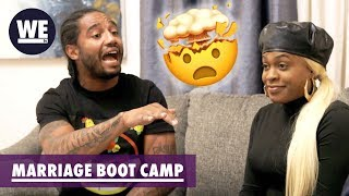 Karl's Secret Facetime! | Marriage Boot Camp: Hip Hop Edition