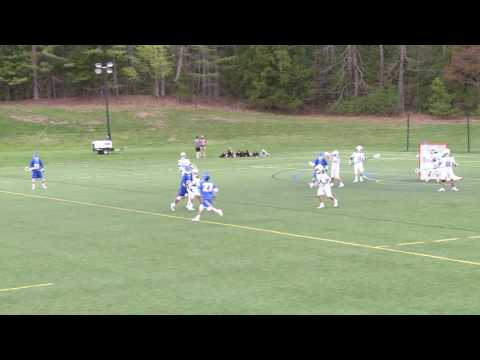 Holderness LAX vs New Hampton