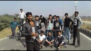 gr noida gujjar boys support for manveer gujjar