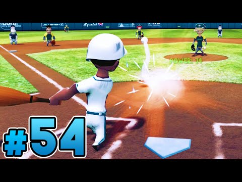 Super Mega Baseball Season Mode - Part 54 - Upgraded Pitchers! (PS4)