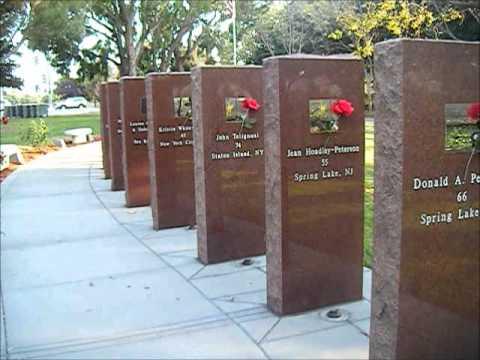 Flight 93 Memorial - Union City, California