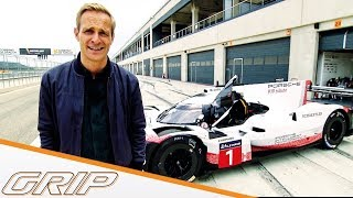 The world's fastest car - Porsche 919 Hybrid #449 | GRIP