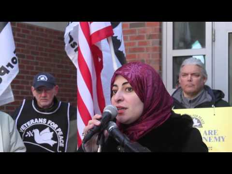 Veterans Stand With Muslims Against Islamophobia