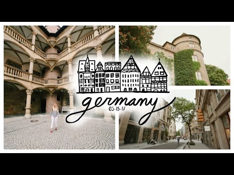 STUTTGART GERMANY & 3RD DAY THOUGHTS!!
