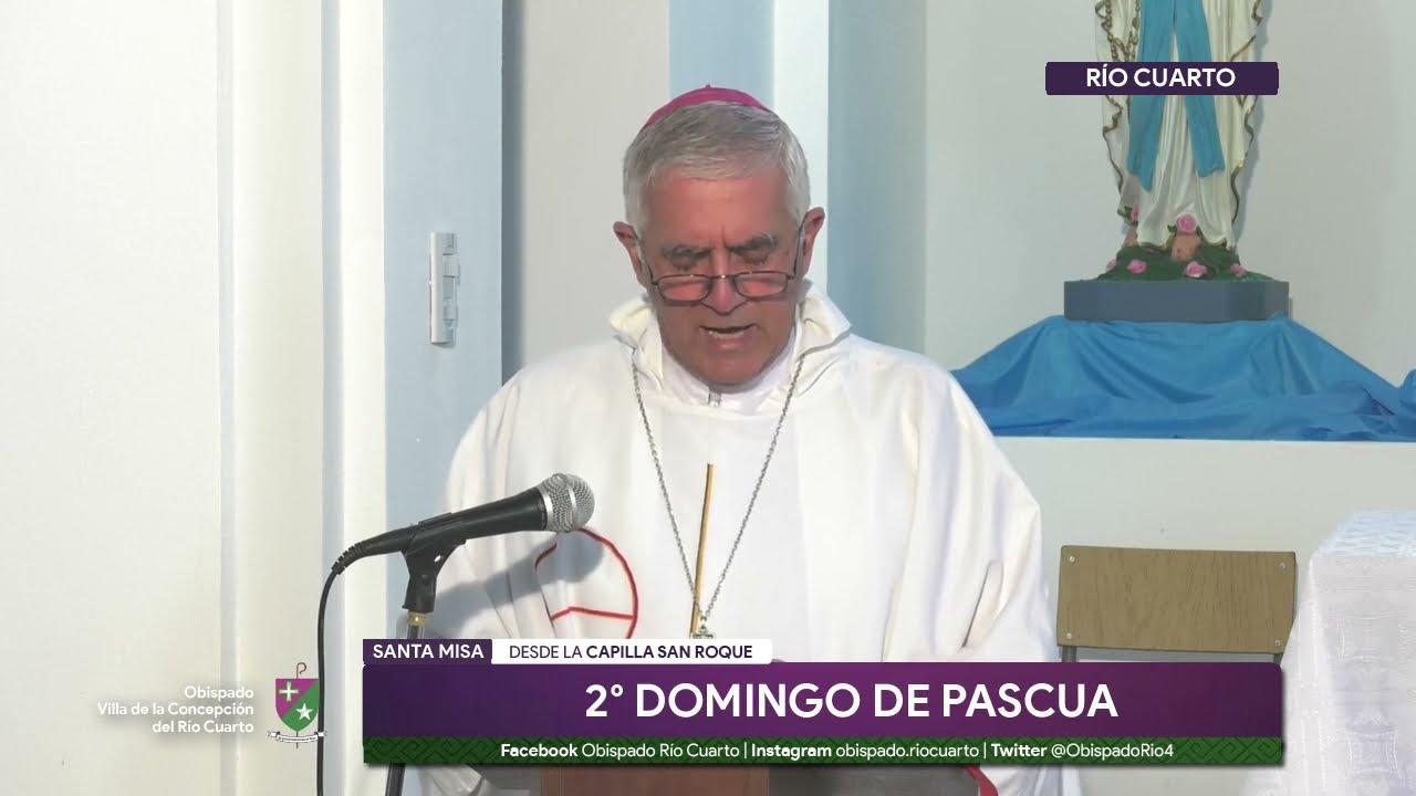 Santa Misa - 2° Domingo de Pascua - Mons. Adolfo Uriona