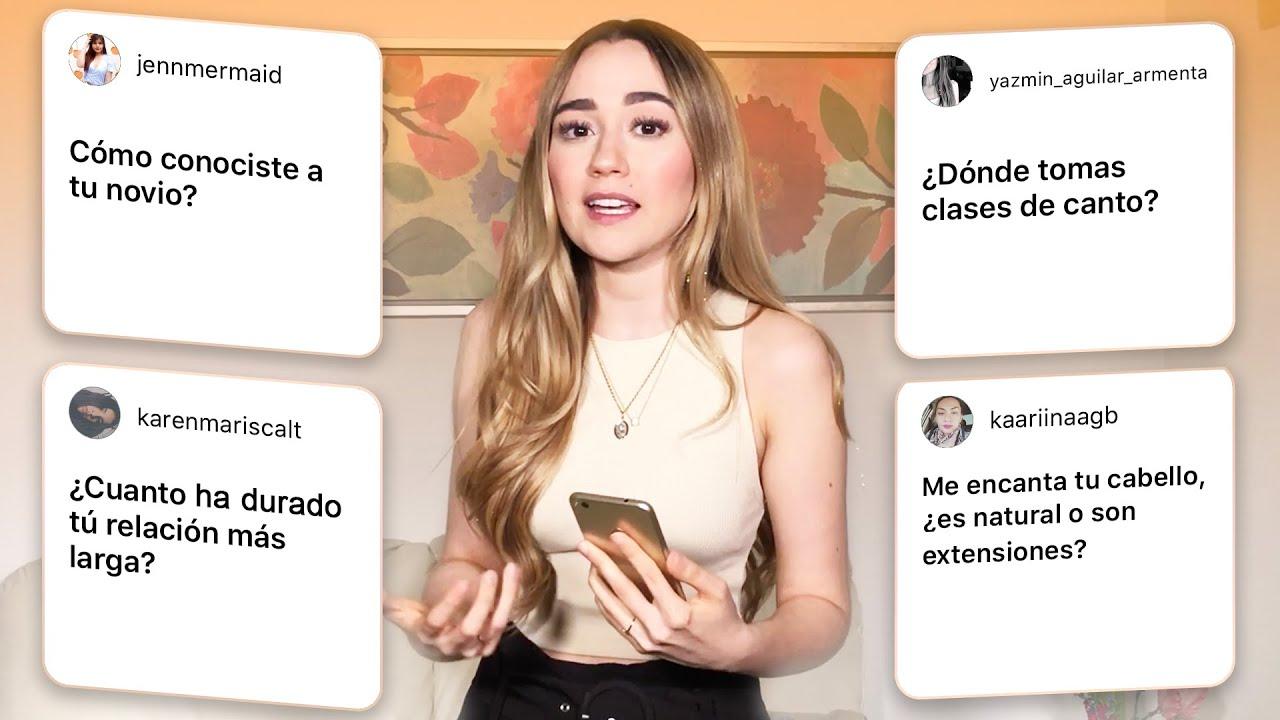 Respondiendo preguntas sobre mí (Contesto TODO ⚠️)   Carolina Ross