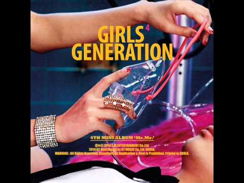 Girls' Generation (SNSD) - Mr.Mr. (MP3+DL+ Eng & Rom Lyrics)