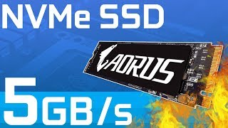 PCIe 4.0 SSD's Are FAST!
