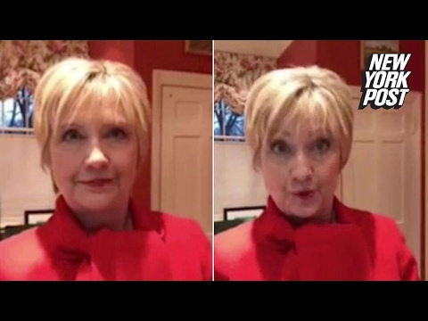 Fierce or flop? Hillary Clinton debuts new haircut in message to women