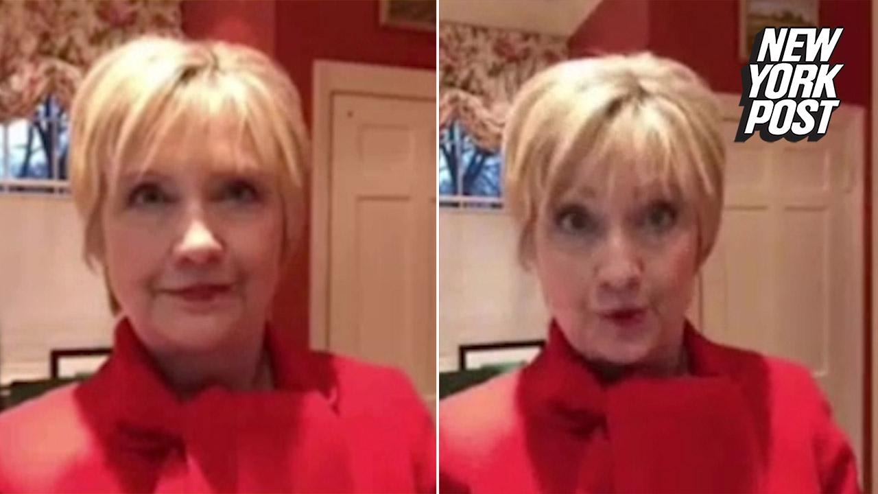 Fierce Or Flop Hillary Clinton Debuts New Haircut In Message To Women