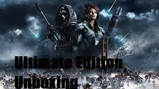 Defiance Ultimate Edition Unboxing