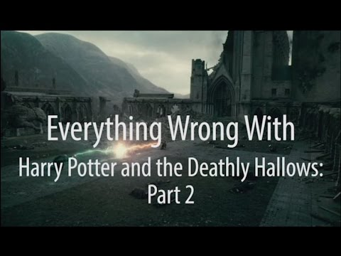 Thumbnail: Everything Wrong With Harry Potter & The Deathly Hallows Part 2