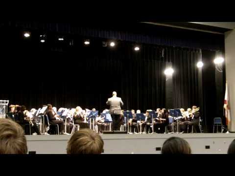 Parkway Symphonic Band - Panama City 2010