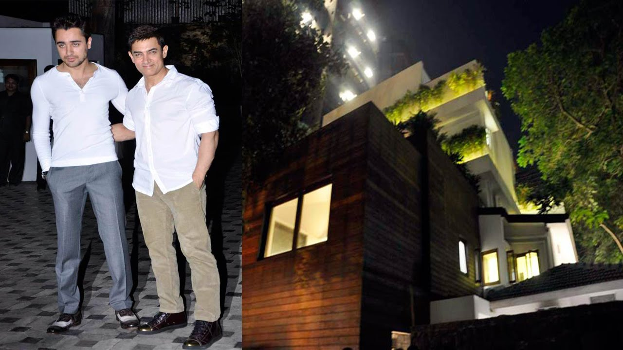 Bollywood Celebrities At The Star Studded House Warming
