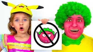 Maya und Mary   Einfache Regeln für Kinder - Kinderlied