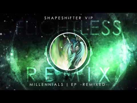 StrachAttack - Shapeshifter VIP (Flightless Remix)