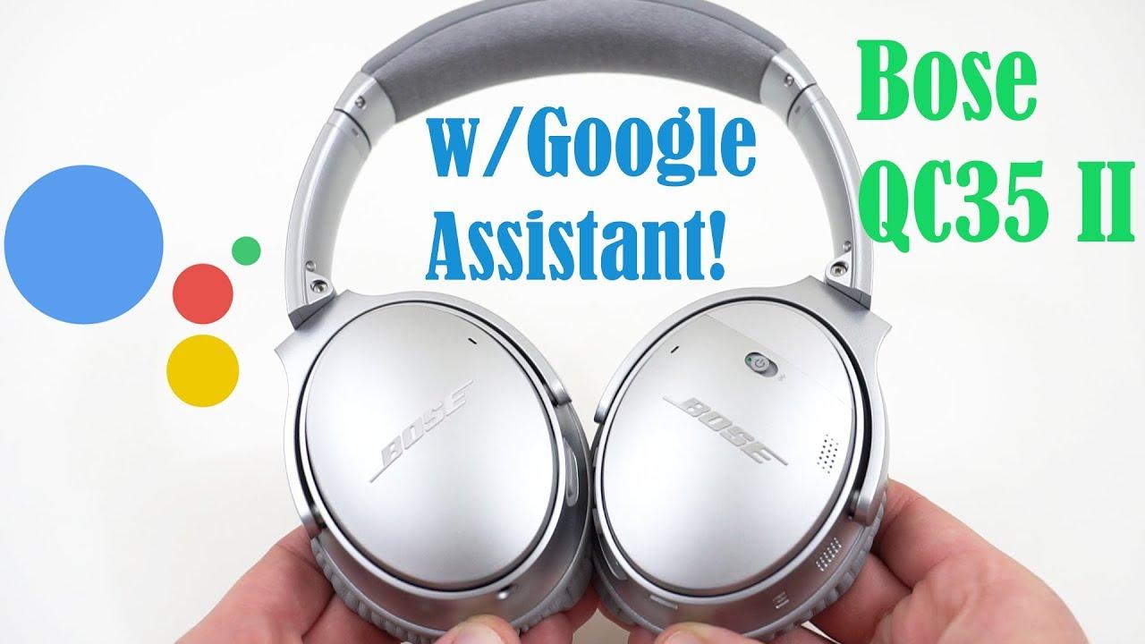 9f910d335a2 Bose Quietcomfort 35 II Review: Google Assistant in Headphones ...