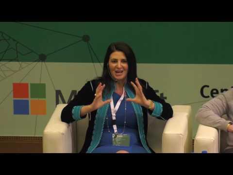 AUB Stanford WiDS 2017: Entrepreneurship Panel