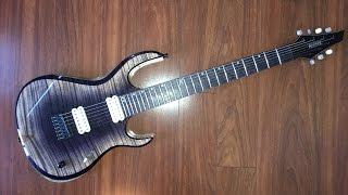 Baixar UNBIASED GEAR REVIEW - Kiesel K7 Custom 7-string Guitar