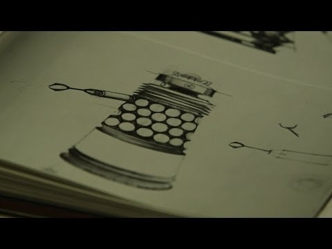 The birth of the Dalek - The Culture Show: Me, You and Doctor Who - BBC Two