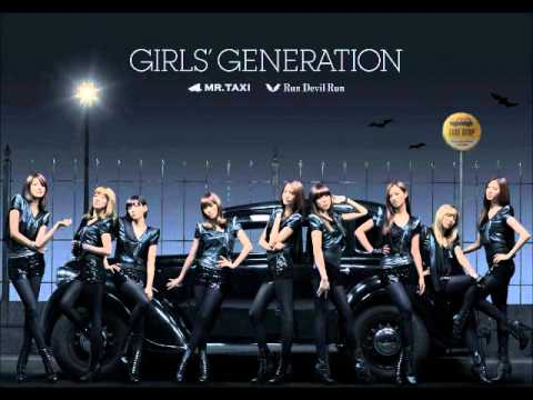 SNSD/Allison Veltz - Mr. Taxi (Original English Demo Version)