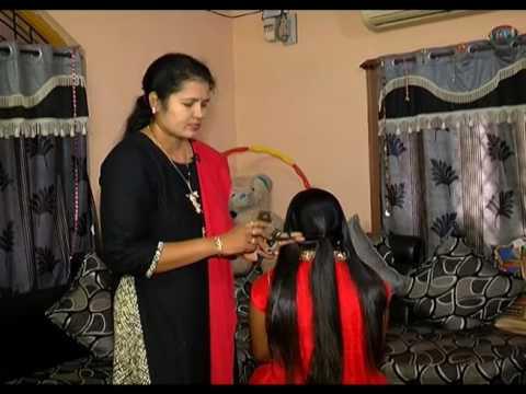 Siga Singaaram-40 (Hair style video by eenadu.net)