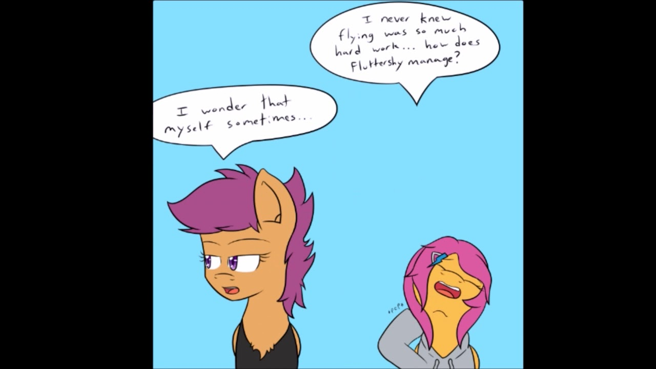 Motherly Scootaloo Season 2 Episode 3 Learning To Fly Youtube Either sweden or equestria, in a swimming pool filled with poptarts. motherly scootaloo season 2 episode 3 learning to fly