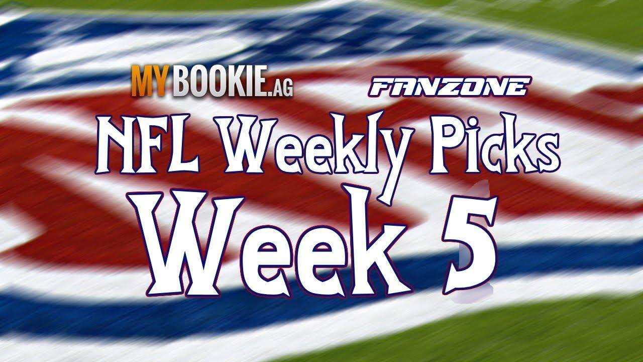 NFL Week 5: Weekly Picks 2020   NFL Fanzone