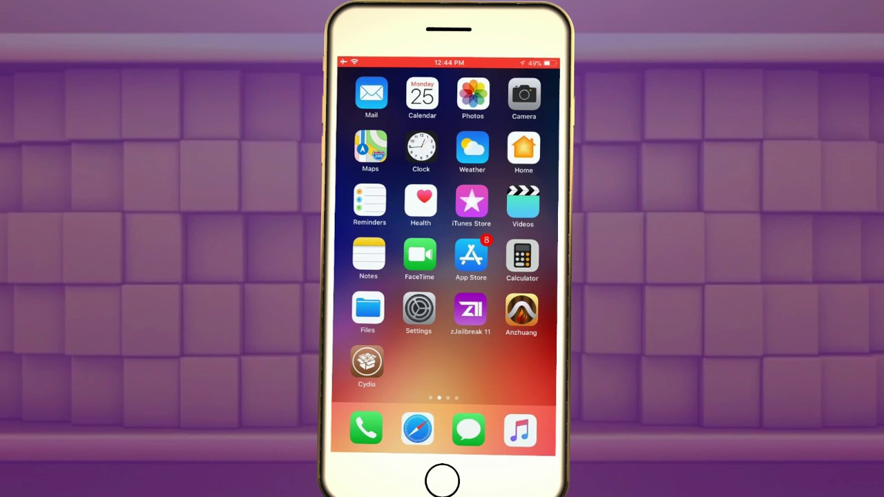 Free Jailbreak For iPhone 10 3 3 and 11 4 - IT Cooking