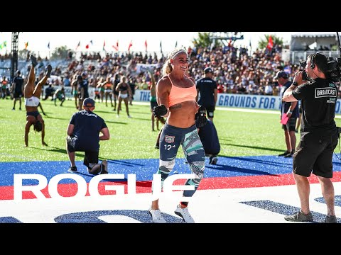 Second Cut - Individual Women Event 2 - 2019 Reebok CrossFit Games