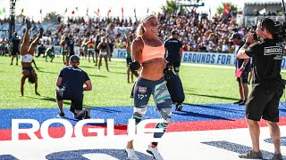 Second Cut   Individual Women Event 2   2019 Reebok Crossfit Games