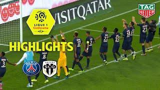 Paris Saint-Germain - Angers SCO ( 4-0 ) - Highlights - (PARIS - SCO) / 2019-20