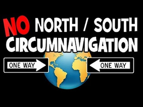 Big Problems With The North South Circumnavigation Routes