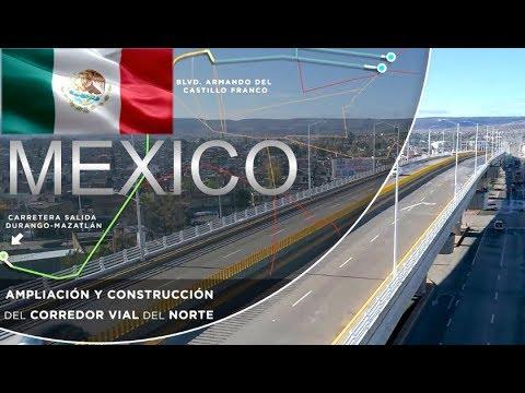 Durango Será el Centro logístico Más Importante del Norte de México
