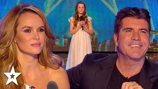 Singer Gets STANDING OVATION From Simon Cowell on BGT | Got Talent Global