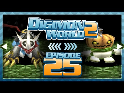 Digimon World 2 - Episode 25 : Scan Domain!