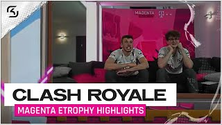 ETROPHY FINALS BEST OF: CLASH ROYALE | #MAGENTAETROPHY