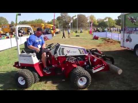 GIE Lawn Care Expo Part 2 ► Ventrac ► Walker Mower ► Scag ► Gravely