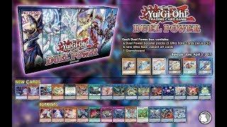 …Yu-Gi-Oh! EL PODER DEL DUELO (DUEL POWER) MEGA APERTURA 11 CAJAS EN ESPAÑOL