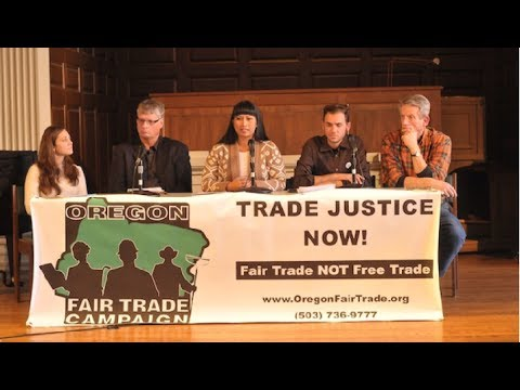 Community Forum on the Trans Pacific Partnership 12-3-13