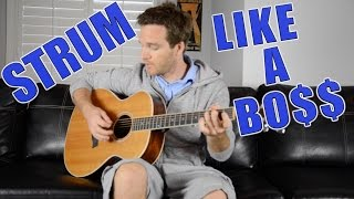 How to Improve Your Guitar Strumming