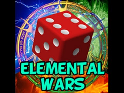 Roblox - Elemental Wars New Code |Dice Magic