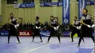 smansa jayapura pocari dance competitions