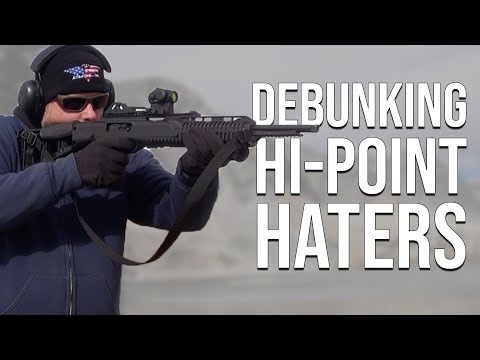 Debunking Hi-Point Firearms Haters