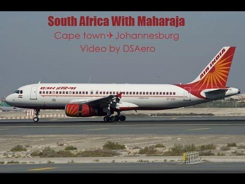 [VATSIM]  | AIC478 | Cape town - Johannesburg (Maharajah Group flight)