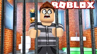 ROBLOX'S BEST OBBY ! Roblox Prison Breakout Obby
