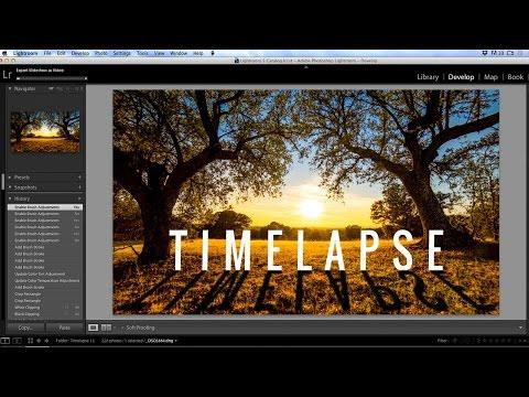 Cómo hacer un TIMELAPSE - Parte 2 - EDICIÓN