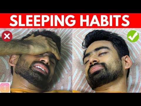 10 Sleeping Habits Ranked from Worst to Best