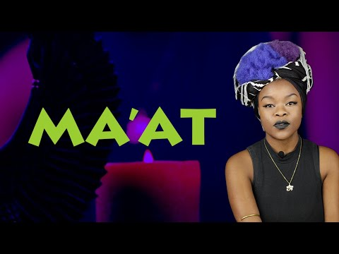 What You Need To Know About Ma'at