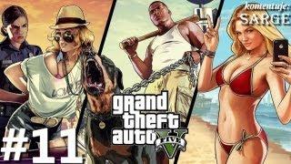 Zagrajmy w GTA 5 (Grand Theft Auto V) odc. 11 - Pierwszy lot